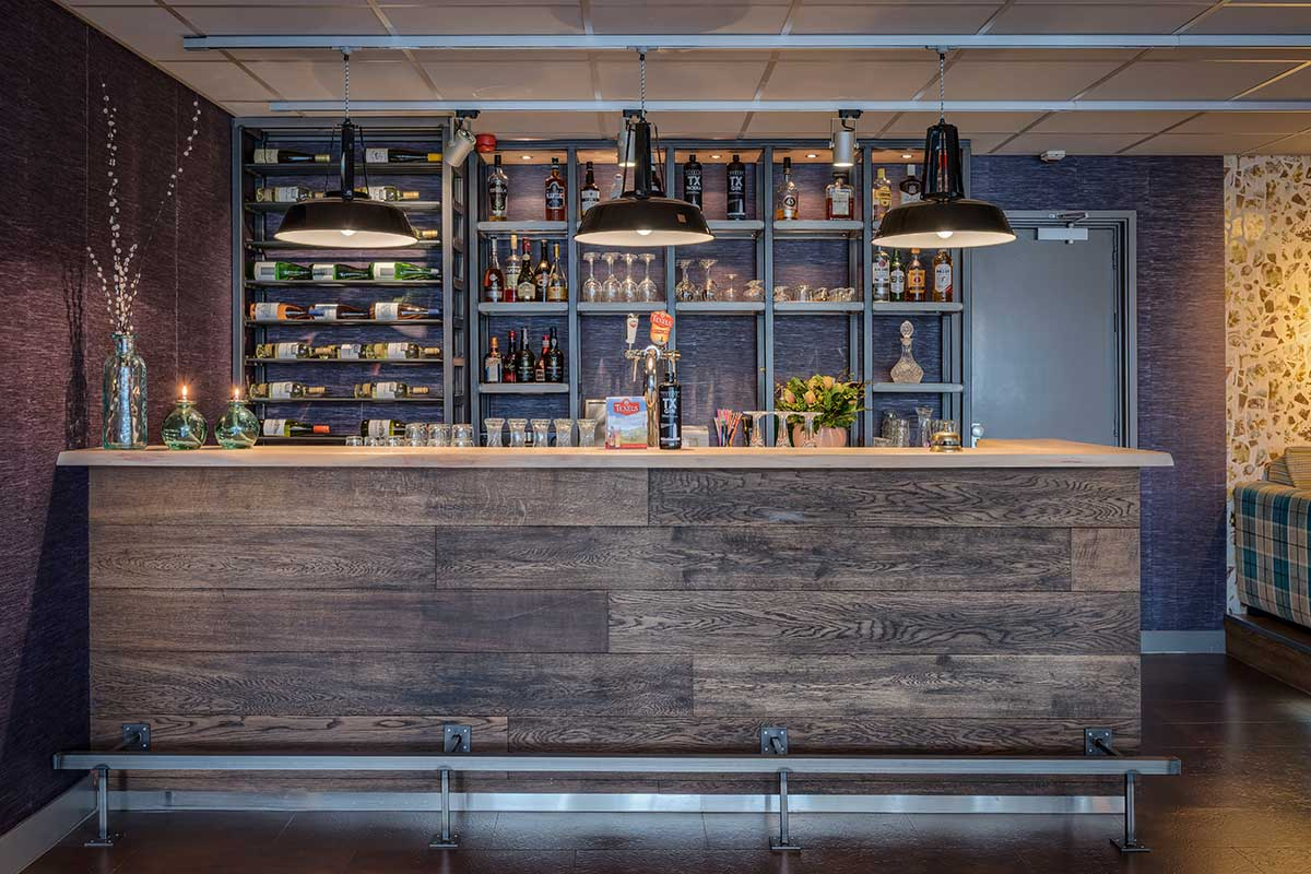 Gezellig bar in ons hotel