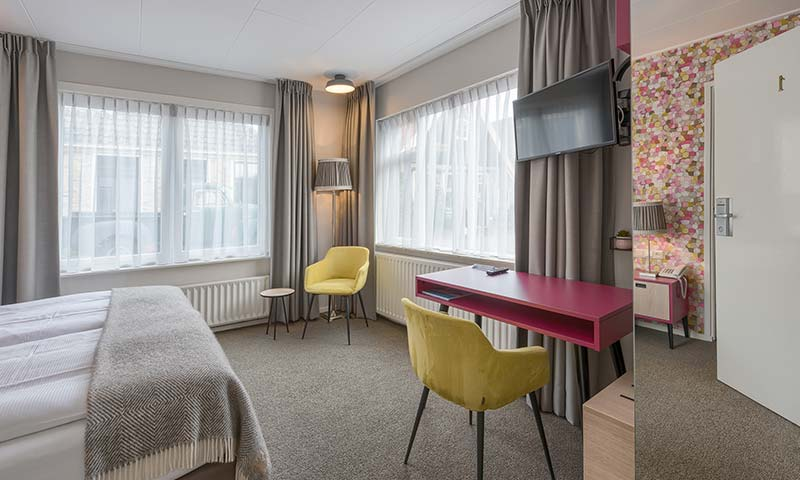 Double room type comfort plus with desk