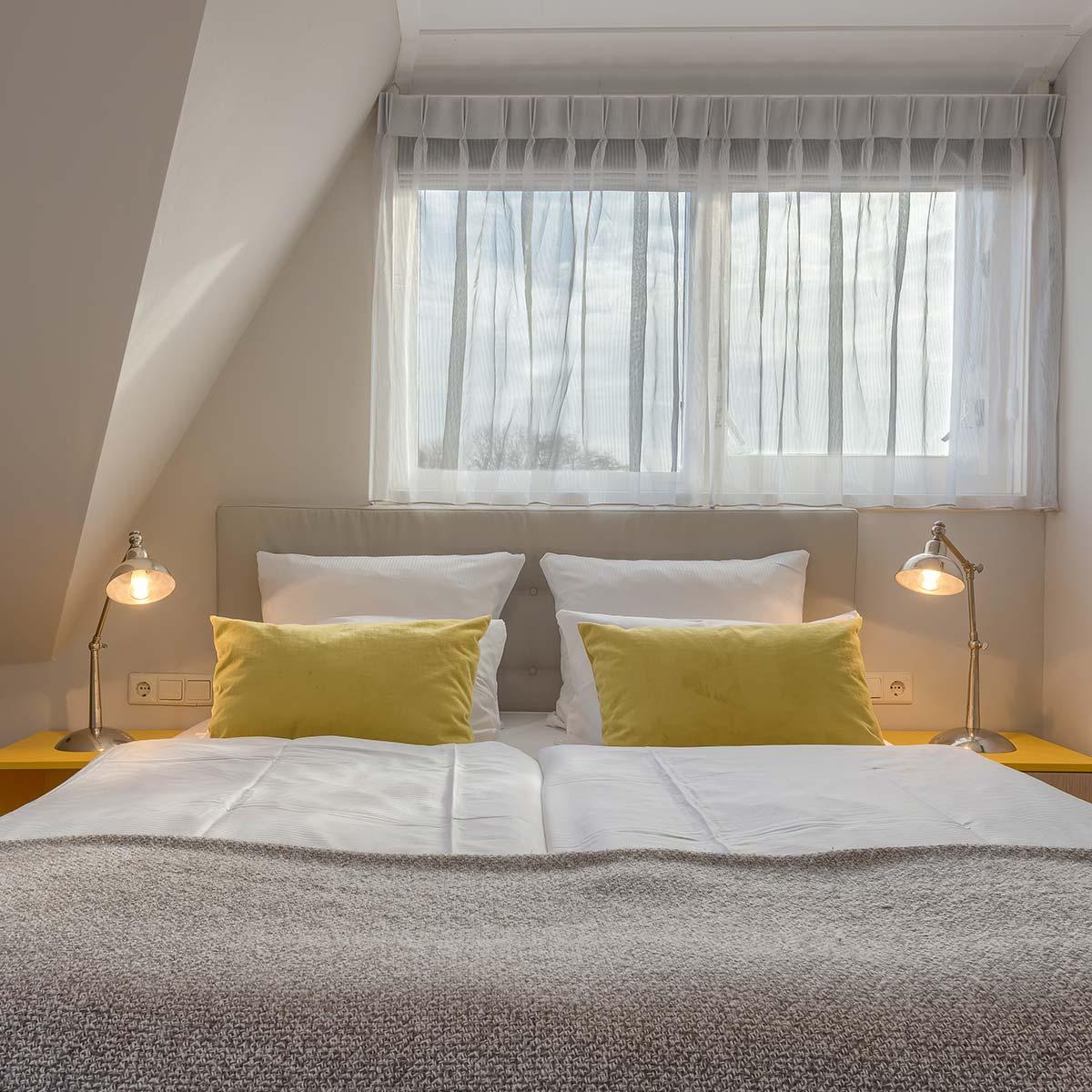 Hotelübernachtung auf Texel